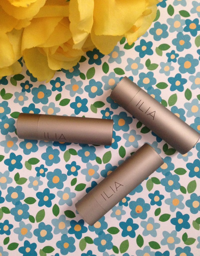 Ilia lipstick metallic tubes neversaydiebeauty.com