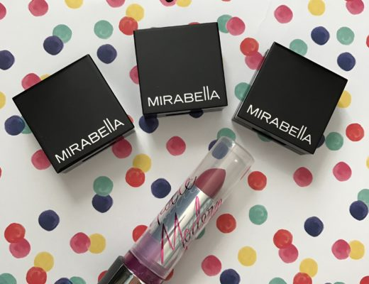 Mirabella Beauty Masquerade Collection Holiday 2016, eye shadow singles & matte lipstick neversaydiebeauty.com