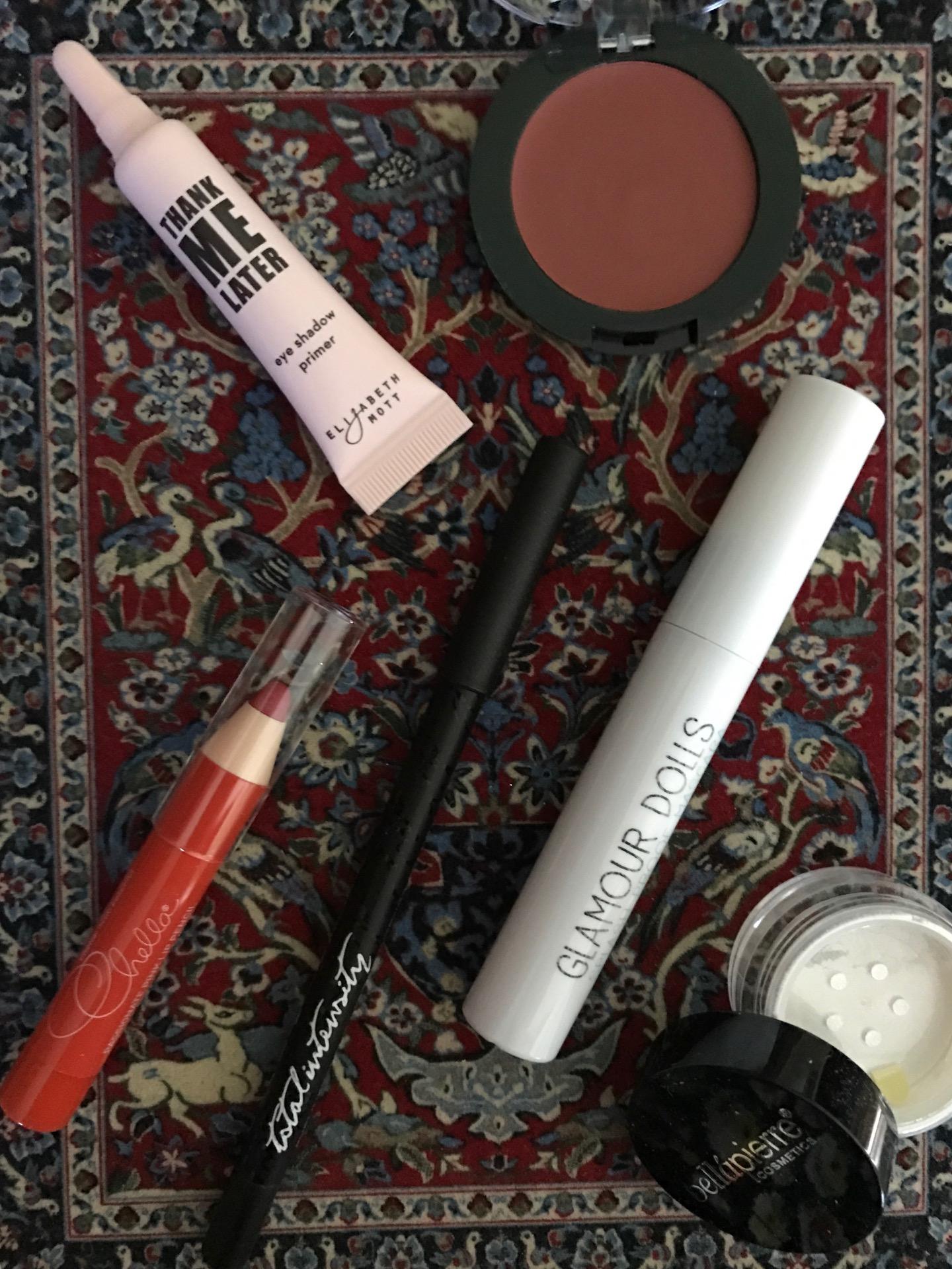 Beauty Box 5 Makeup Madness box items neversaydiebeauty.com