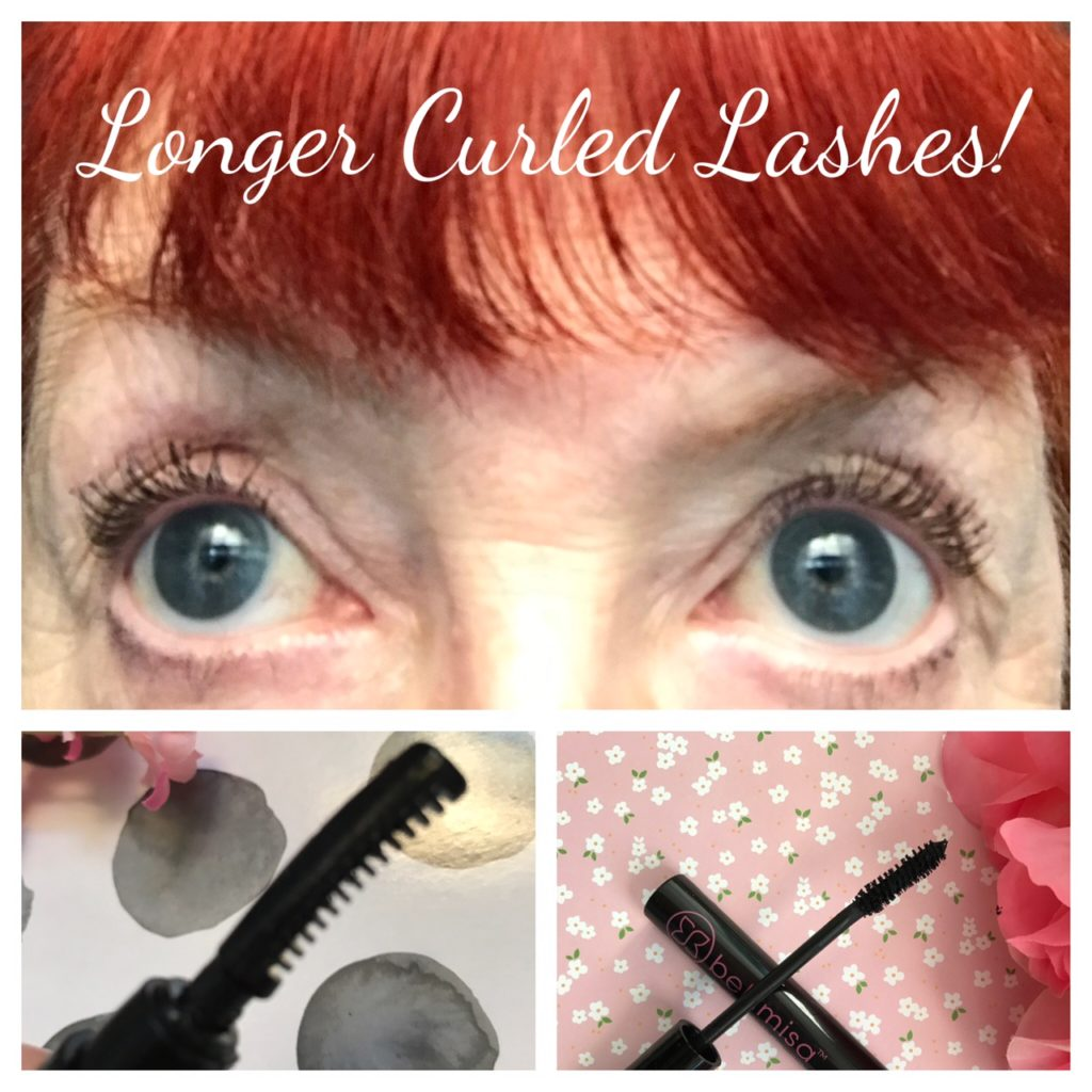 Long Long Curled Lashes With Japonesque Heated Lash Curler