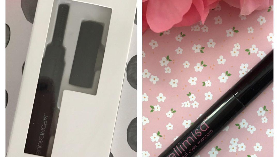 Japonesque Heated Eyelash Curler & Bellimisa Masterful Eyes Mascara neversaydiebeauty.com