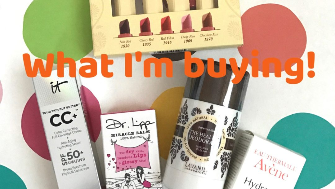 makeup & skincare products I bought in October neversaydiebeauty.com