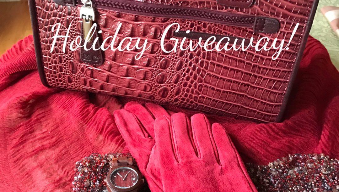 Evine giveaway: Pamela McCoy Suede Faux Fur Lined Long Gloves neversaydiebeauty.com