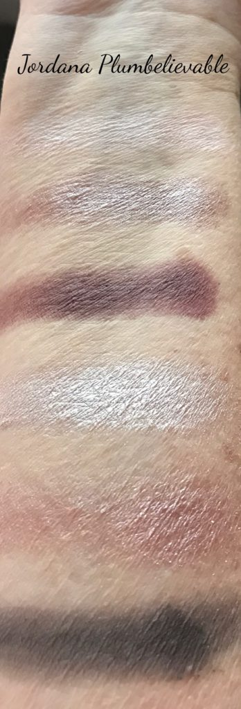 Jordana Plumbelievable swatches from Made To Last Collection neversaydiebeauty.com