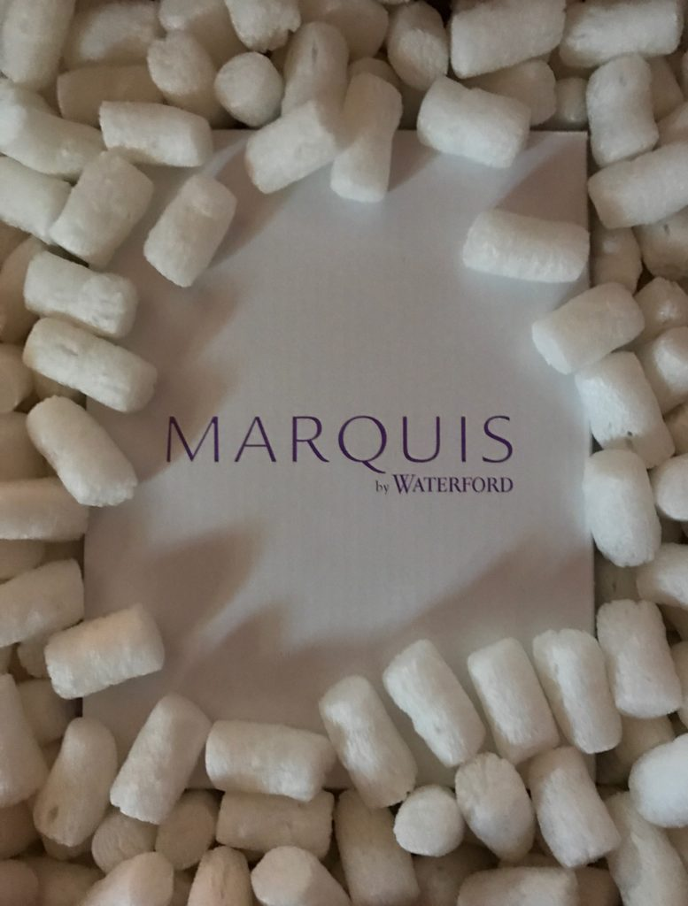 Marquis by Waterford logo neversaydiebeauty.com