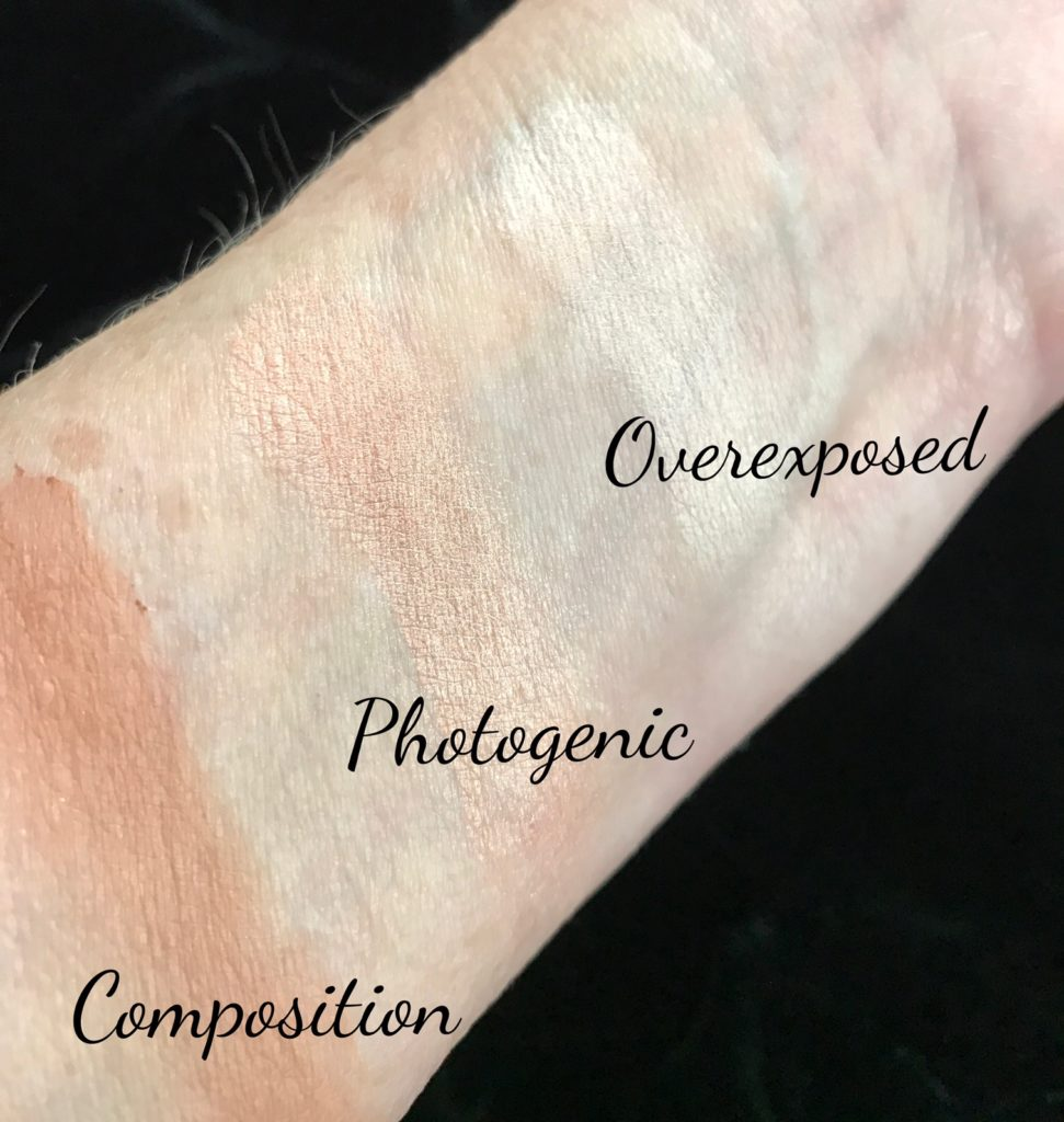 PUR Love Your Selfie 2 face color swatches neversaydiebeauty.com