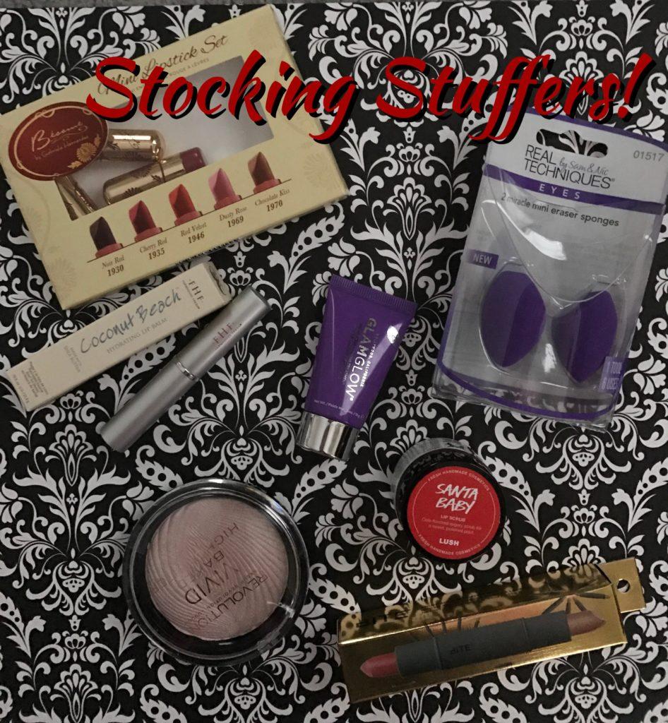 stocking stuffer gift ideas, neversaydiebeauty.com