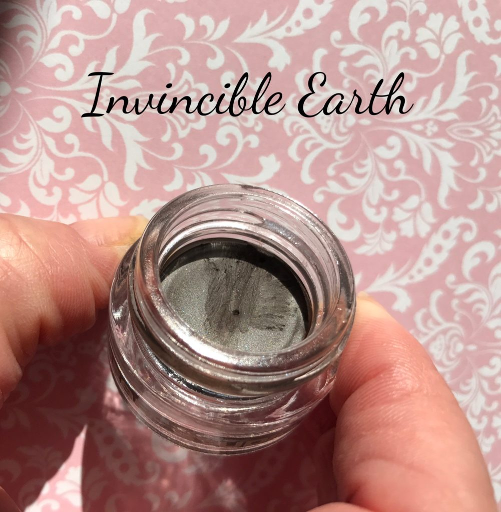 StudioGear Invincible Gel Eyeliner, shade Invincible Earth brown neversaydiebeauty.com
