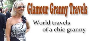 Glamour Granny blog logo