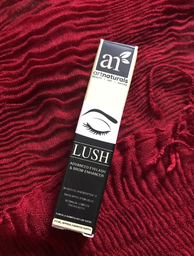 Art Naturals Lush Advanced Lash and Brow Enhancer neversaydiebeauty.com