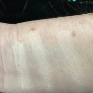 Beauty Junkees Contour Highlight Kit, highlighter swatches neversaydiebeauty.com