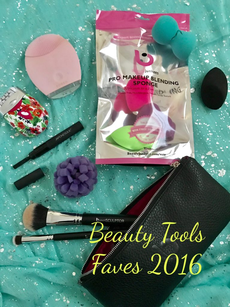 My favorite beauty tools for 2016, neversaydiebeauty.com