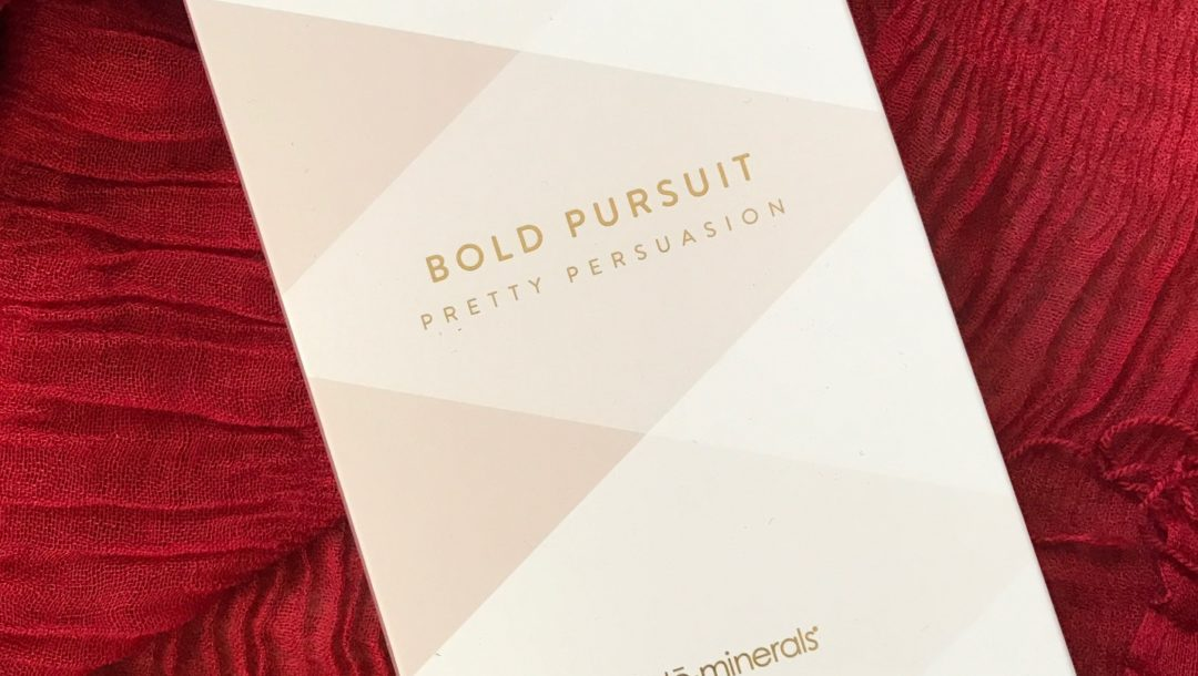 GloMinerals Bold Pursuit holiday 2016 makeup collection box neversaydiebeauty.com