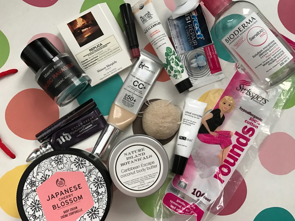 November 2016 beauty empties neversaydiebeauty.com