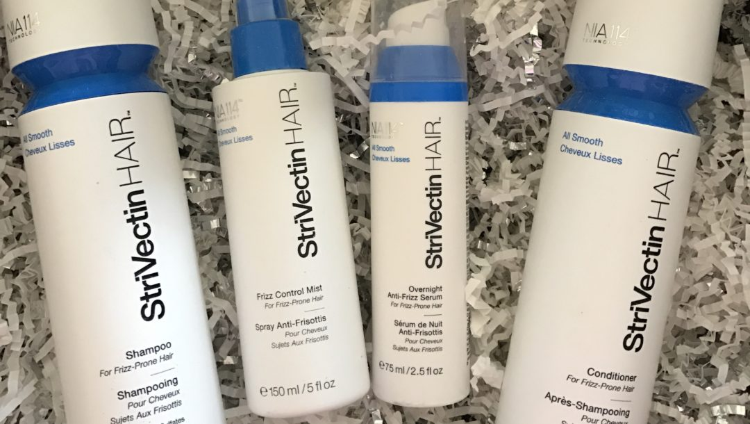 StriVectin All Smooth Anti-frizz Haircare neversaydiebeauty.com