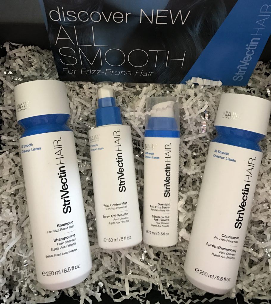 StriVectin All Smooth Haircare Line neversaydiebeauty.com
