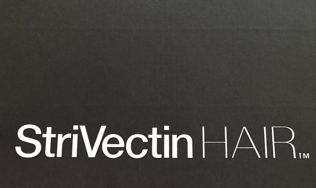 StriVectin Hair logo neversaydiebeauty.com
