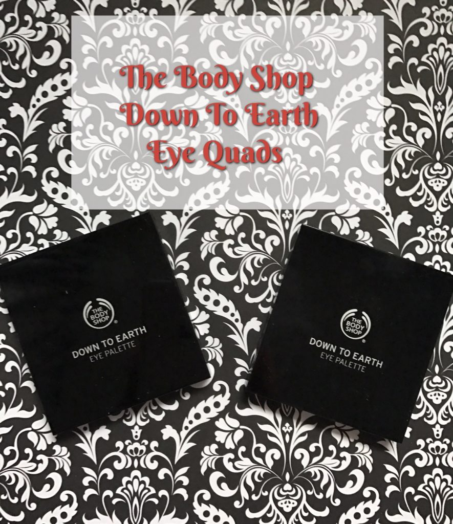 The Body Shop Down To Earth Eye Palettes, neversaydiebeauty.com