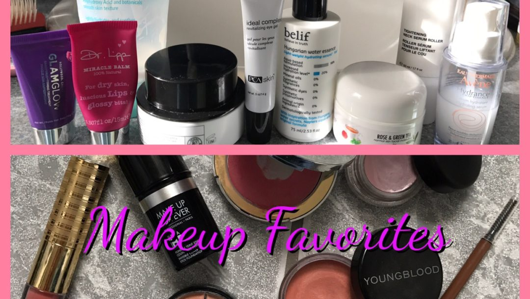 skincare makeup favorites 2016, neversaydiebeauty.com