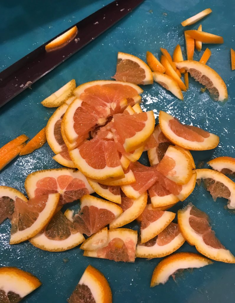 cara cara oranges thin sliced for orange marmalade, neversaydiebeauty ...