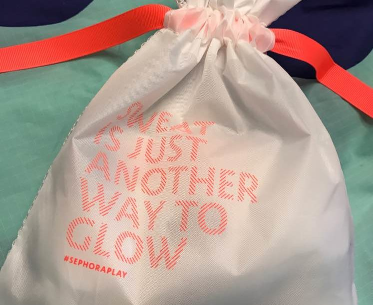 Sephora Play bag January 2017