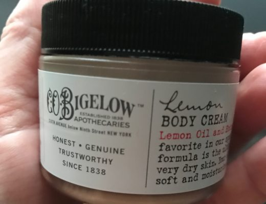 C.O. Bigelow Lemon Body Cream, jar, neversaydiebeauty.com