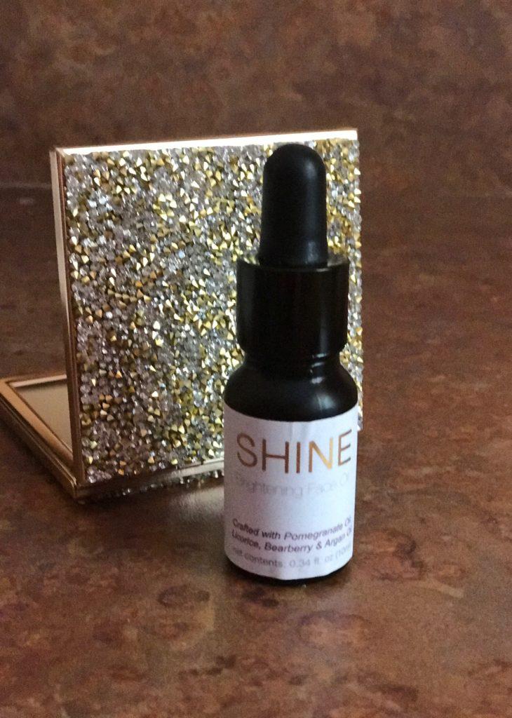 Shine Brightening Oil by Amalie Beauty, neversaydiebeauty.com