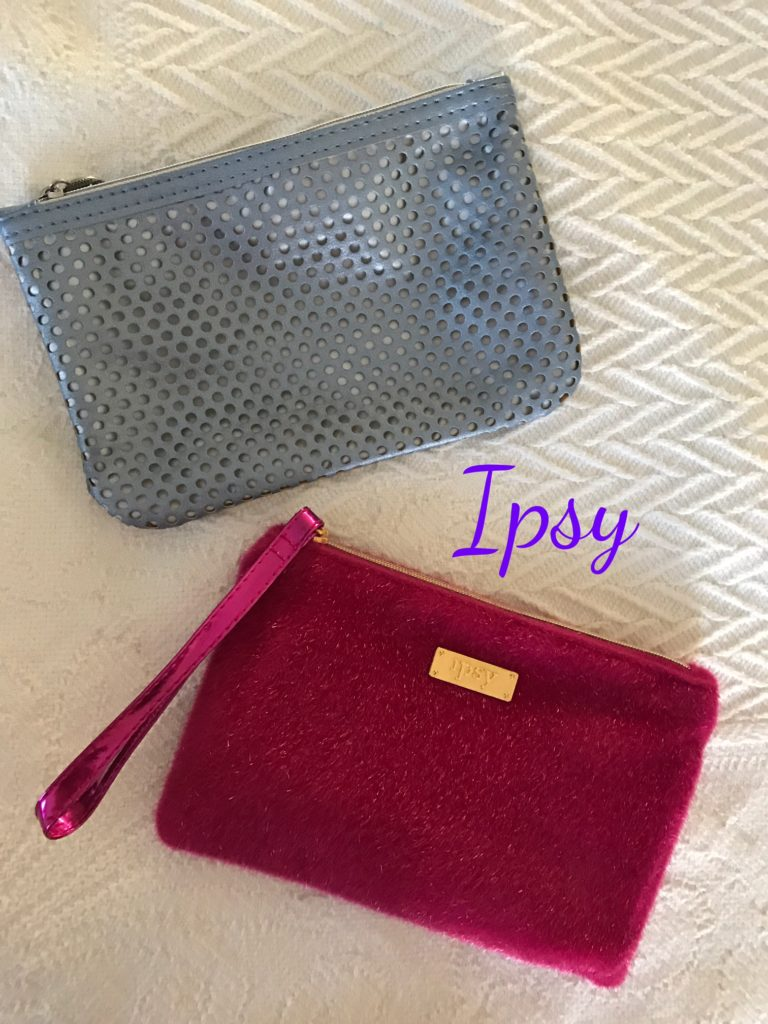 ipsy bags December 2016 & January 2017, neversaydiebeauty.com