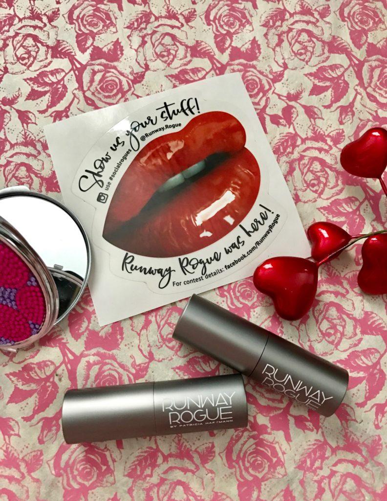 Runway Rogue gray metallic lipstick cases, neversaydiebeauty.com