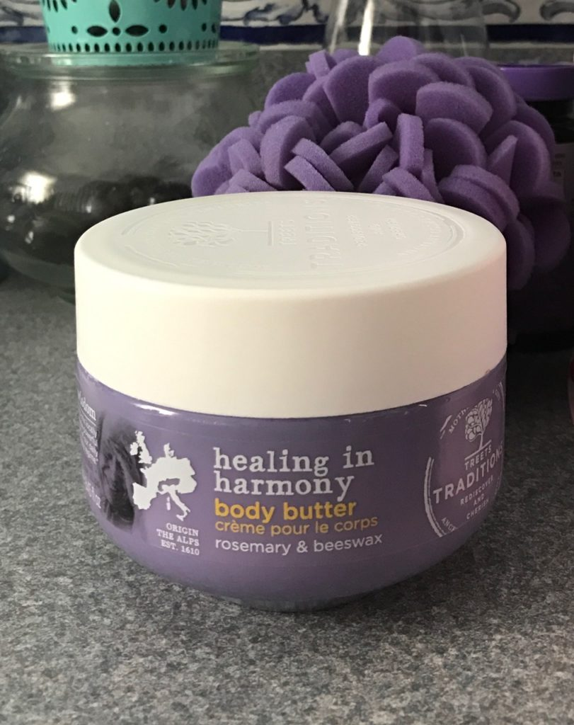 Treets Traditions Healing in Harmony Body Butter, neversaydiebeauty.com
