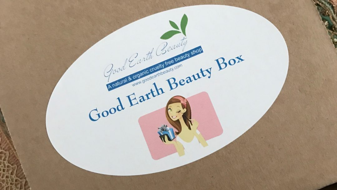 Good Earth Beauty Mystery Box, neversaydiebeauty.com