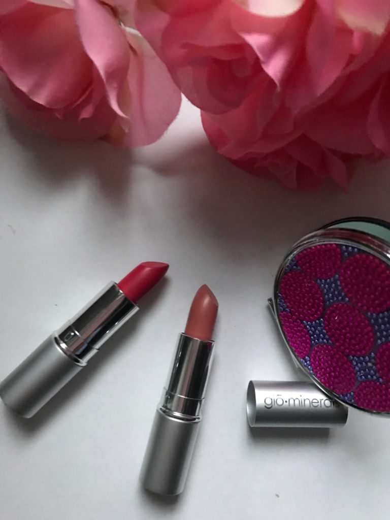 GloMinerals Pretty Persuasion Lipstick shades for Spring 2017, neversaydiebeauty.com