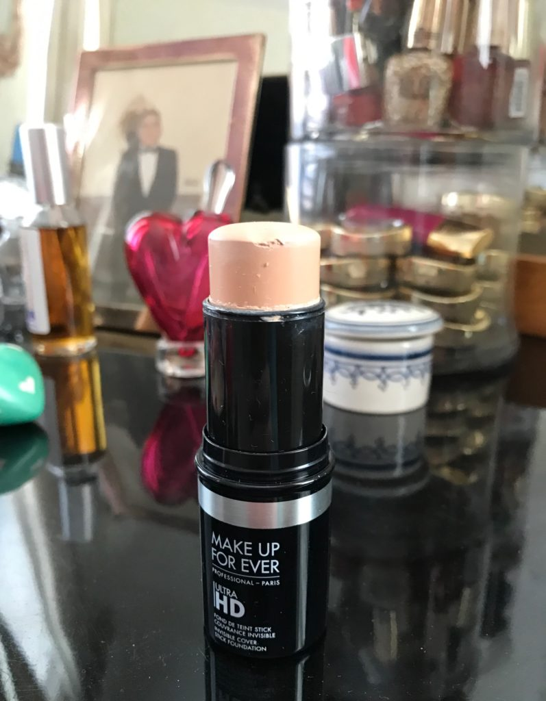 MAKE UP FOR EVER Cover Stick Foundation R230 showing the bullet, neversaydiebeauty.com