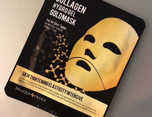 Masqueology Collagen Hydrolyzed Goldmask, neversaydiebeauty.com