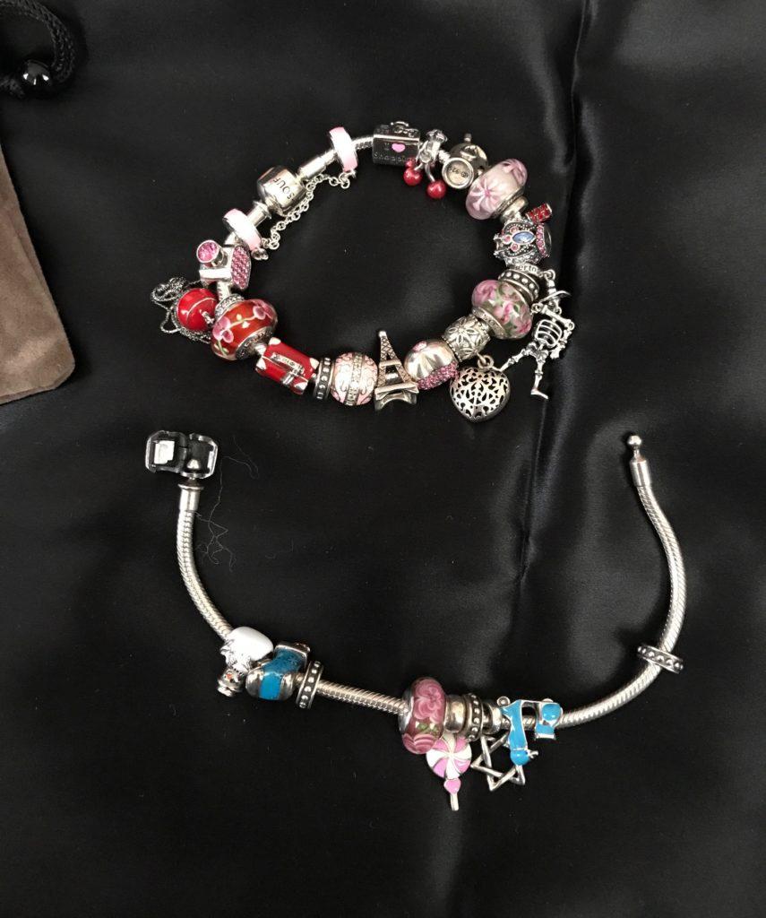 Soufeel charm bracelets, neversaydiebeauty.com