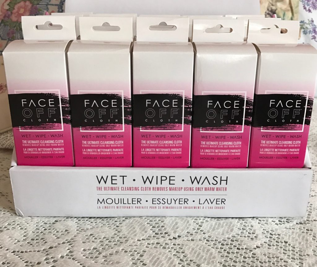 FaceOff makeup removing cleansing cloths - a box full!, neversaydiebeauty.com
