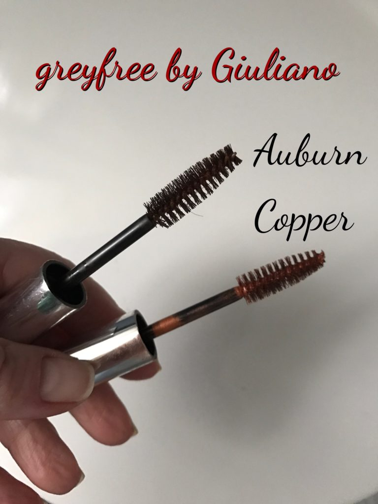 wands for greyfree by Giuliano root coverup in Auburn & Copper, neversaydiebeauty.com