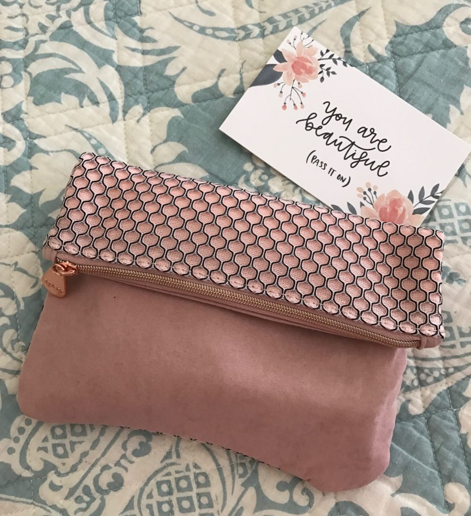 ipsy bag, March 2017, neversaydiebeauty.com