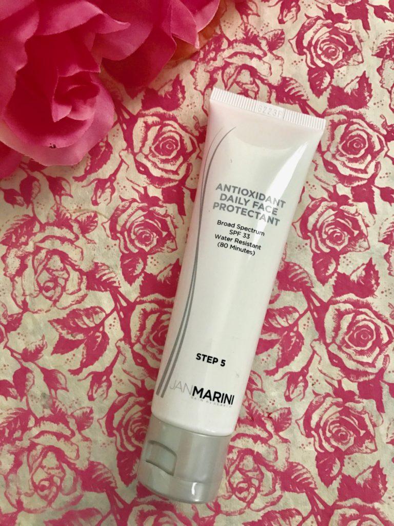 Jan Marini Antioxidant Daily Face Protectant SPF 33, neversaydiebeauty.com