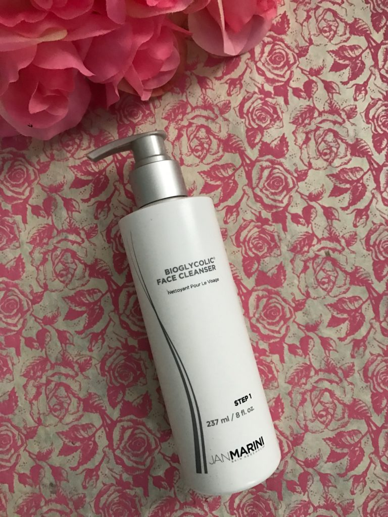 Jan Marini BioGlycolic Face Cleanser, neversaydiebeauty.com