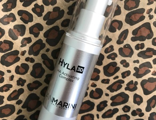 Jan Marini Hyla3D HA Activating Complex, pump bottle, neversaydiebeauty.com