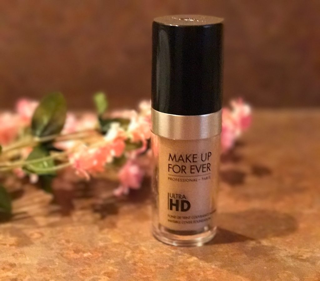 MAKE UP FOR EVER UltraHD Foundation, liquid, neversaydiebeauty.com