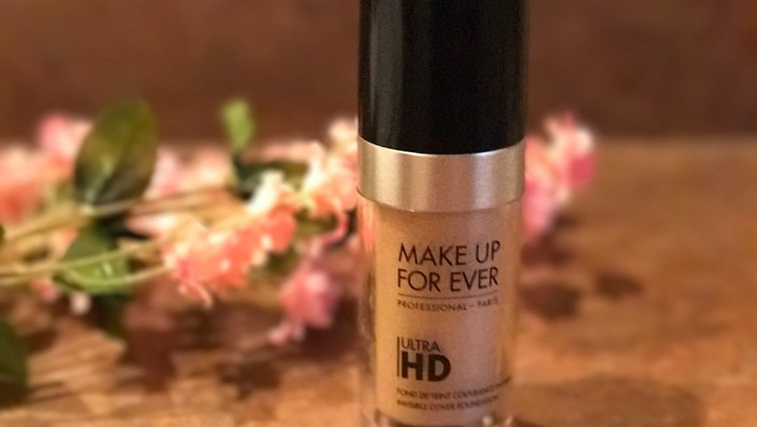 MAKE UP FOR EVER UltraHD Foundation, liquid, neversaydiebeauty.com