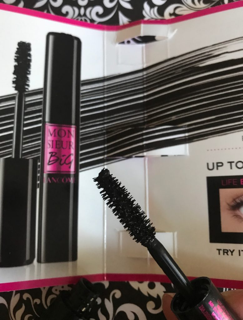 Lancome Monsieur Big Mascara wand, neversaydiebeauty.com