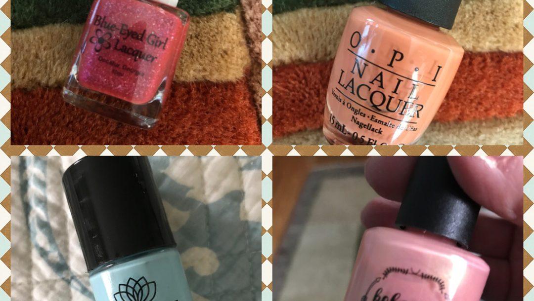 4 nail polish brands and shades, neversaydiebeauty.com