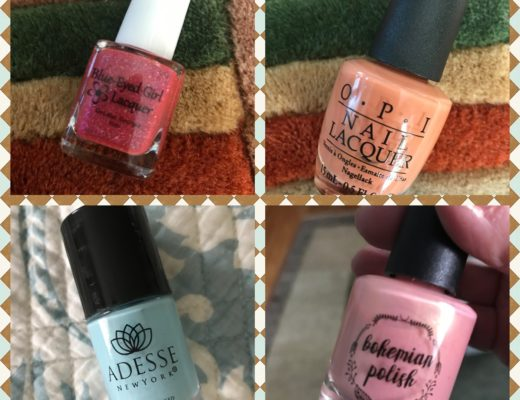 4 nail polish brands and shades, neversaydiebeauty.com