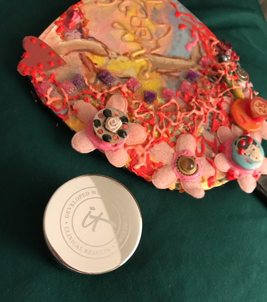 IT Cosmetics Bye Bye Redness jar, neversaydiebeauty.com