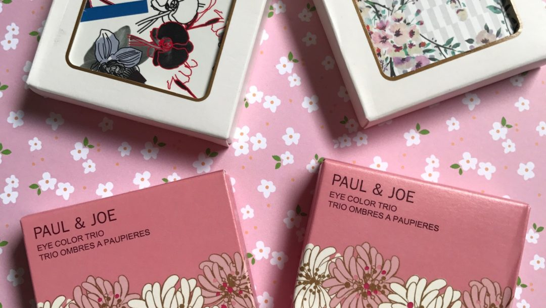 Paul & Joe Eye Color Trios and Limited Edition Compacts, neversaydiebeauty.com