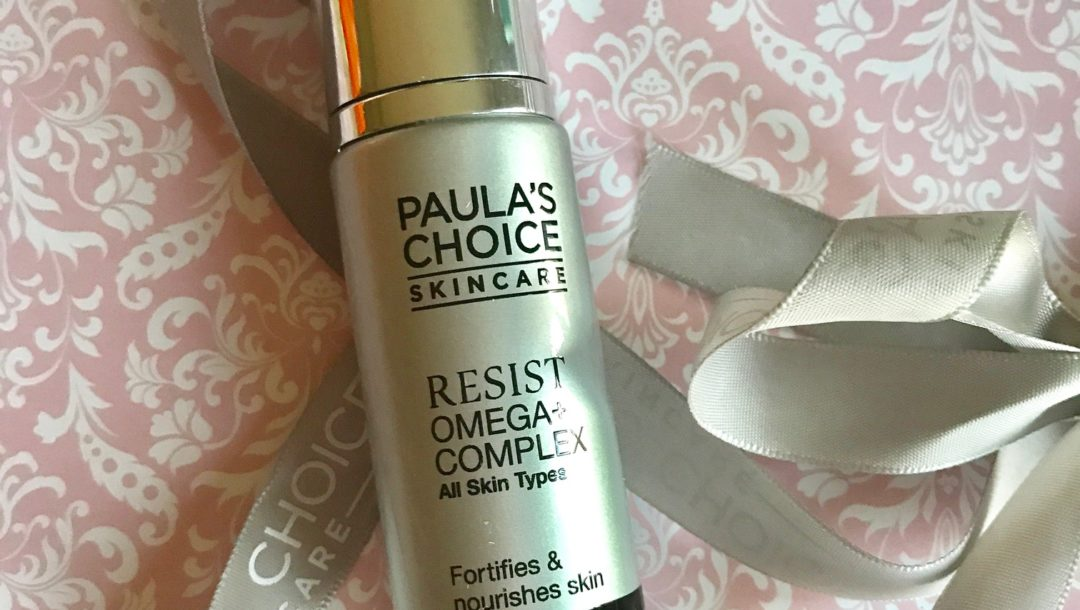 Paula's Choice Resist Omega+ Complex bottle, neversaydiebeauty.com