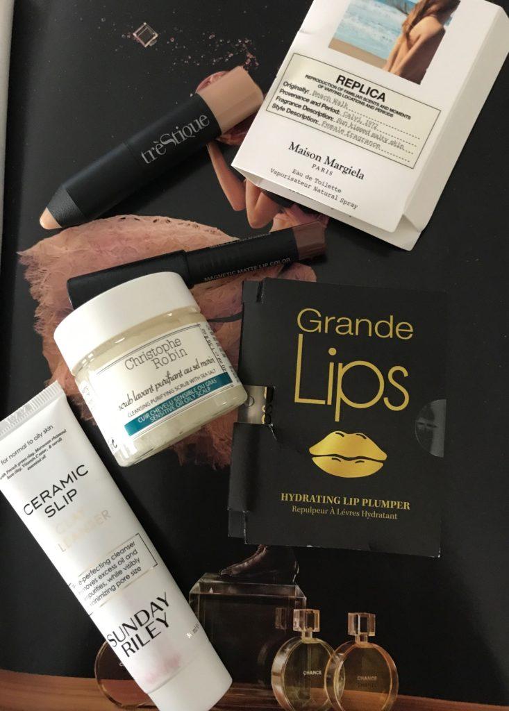 Sephora Play May 2017 cosmetics, neversaydiebeauty.com